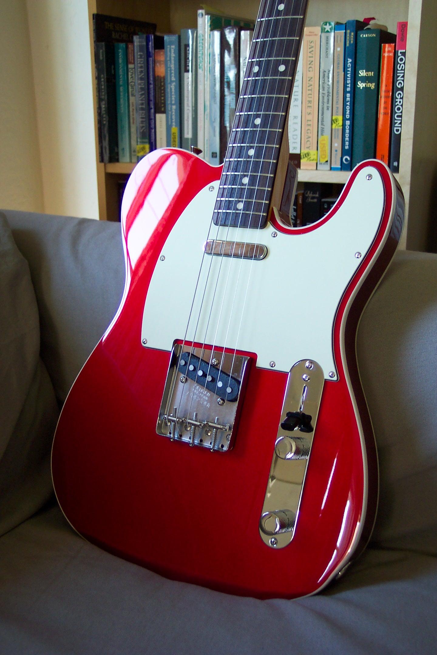 2005 CIJ Fender 62 Reissue Telecaster